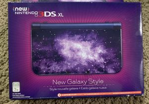 Nintendo 3DS XL New Galaxy Style for Sale in Englewood, CO