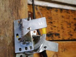 Latches for garage door for Sale in Seville, OH