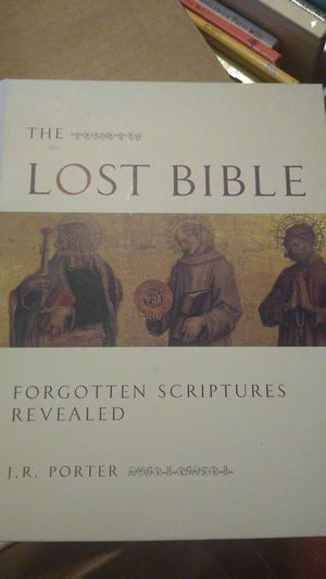 The Lost Bible for Sale in Greenville, SC