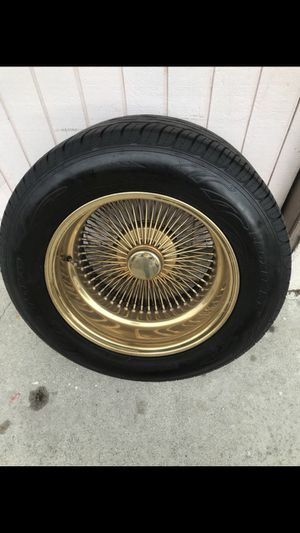 17x10 spoke rims for Sale in Los Angeles, CA