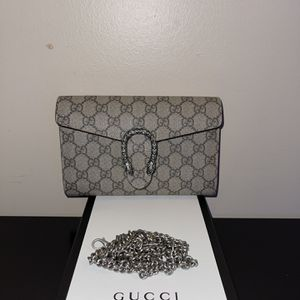 Gucci Dionysus GG Supreme Chain Wallet for Sale in The Bronx, NY