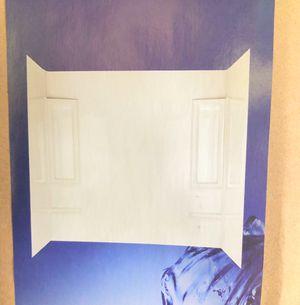 Peerless Bathtub plastic wall set in box for Sale in Riverdale, GA