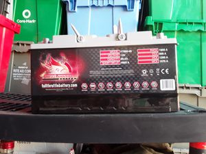 12 v battery for Sale in Bakersfield, CA