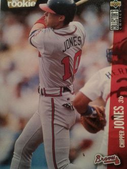 Braves * Chipper Jones Trading Card For Sale for Sale in Orlando,  FL