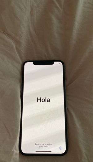 Apple iPhone X/iPhone 10 for Sale in Dania Beach, FL