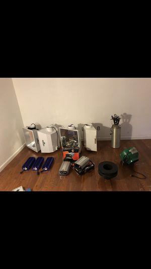 Indoor grow equipment for Sale in Stockton, CA