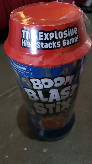 Boom blast stix brand new for Sale in San Lorenzo, CA
