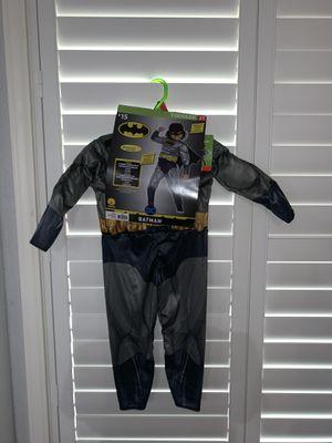 Boys Batman Costume for Sale in Fresno, CA