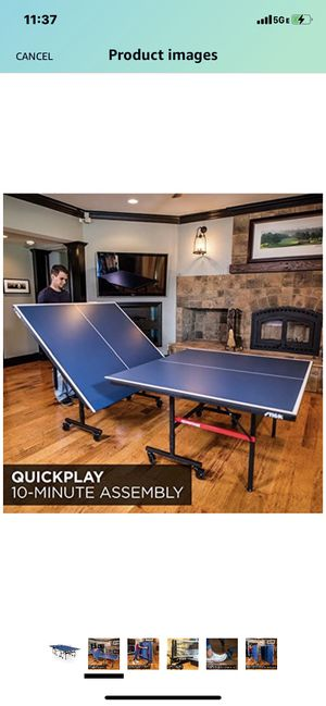 Stiga Advantage Ping Pong Table for Sale in Portland, OR