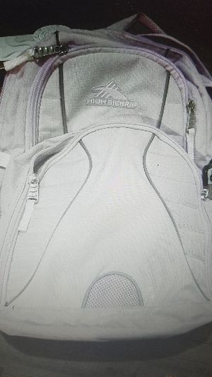 High Sierra backpack for laptop for Sale in Olympia, WA