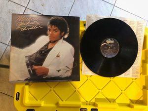 Michael Jackson Thriller Vinyl for Sale in Philadelphia, PA