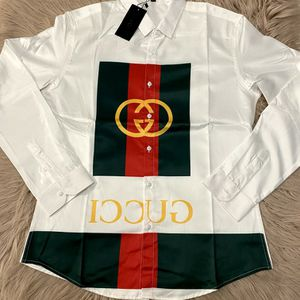 Gucci Satin Casual Dress Shirt Size M for Sale in Silver Spring, MD