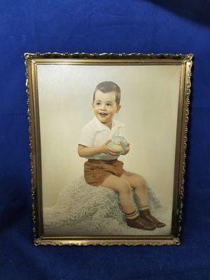 Vintage portrait for Sale in Fullerton, CA