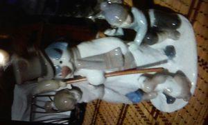 Lladro snowman figurine for Sale in Boston, MA