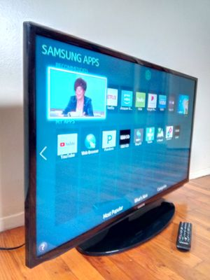 "40"" SAMSUNG LED SMART HDTV ☆ FREE DELIVERY ☆ for Sale in Los Angeles, CA"