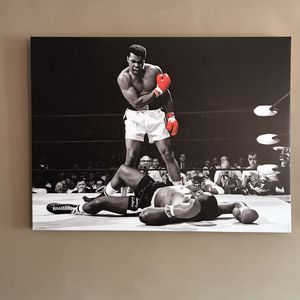 Mohamed Ali LARGE CANVAS PRINT WALL ART SIZE 30x40 for Sale in Philadelphia, PA