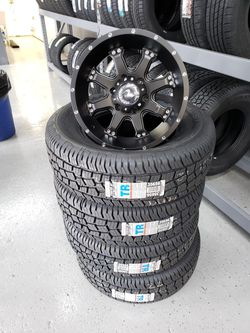 17x9 Tire And Wheel Set for Sale in Vancouver,  WA