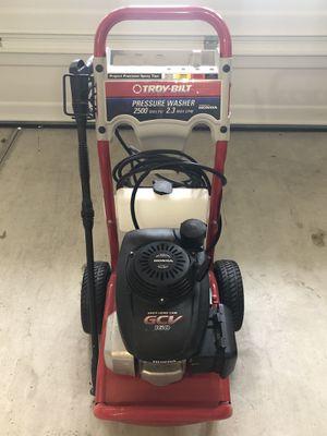 Pressure washer Honda Troy-bilt for Sale in Redmond, WA
