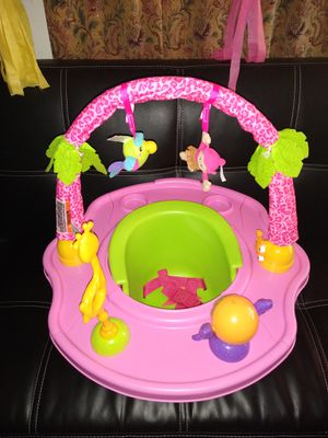Summer infant seat 3stage super deluxe giggles island booster and activities for Sale in Moreno Valley, CA