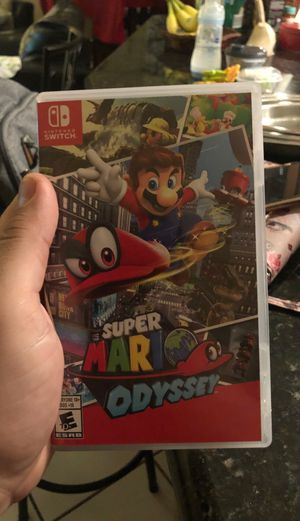 Super Mario Odyssey for Sale in Miami, FL