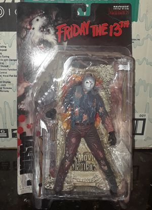 McFarlane Movie Maniacs Friday the 13th Jason Voorhees Figure for Sale in Phoenix, AZ