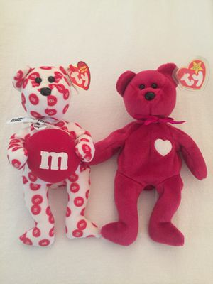 TY Beanie Babies, 2 New Collectibles for Sale in Fort Myers Beach, FL