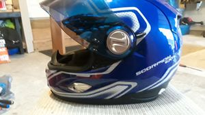 Scorpion EXO. Medium motorcycle helmet for Sale in Mineral, VA