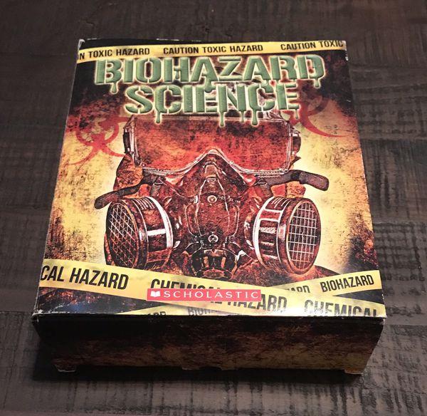 NEW Biohazard Science Kit