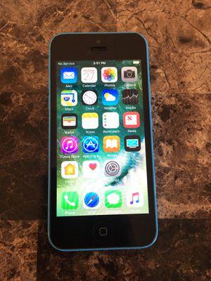 Apple iPhone 5C for Sale in El Cajon, CA