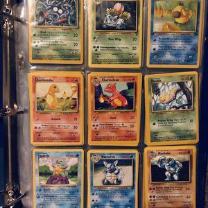 Pokémon Cards Base Set Lot for Sale in Bismarck, ND