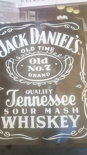 Jack daniels metal board for Sale in Las Vegas, NV