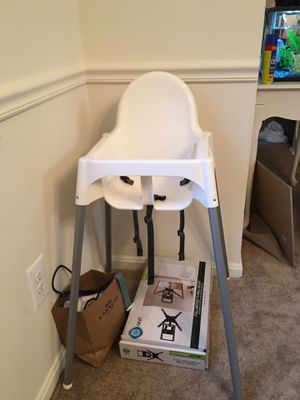 Ikea kid's high chair for Sale in Fairfax, VA