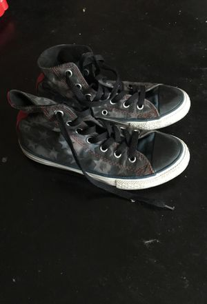 BOYS CONVERSE ALL STARS! Size 2 for Sale in Chelsea, MA