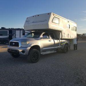 Big Foot slide In Camper for Sale in Apache Junction, AZ
