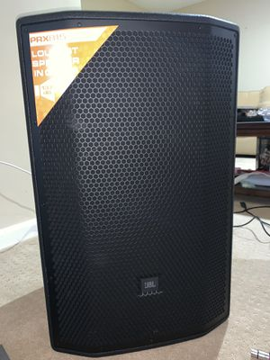 JBL PRX 815W Speaker for Sale in Glyndon, MD