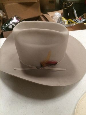 Genuine Stetson cowboy hat for Sale in Sunset, SC