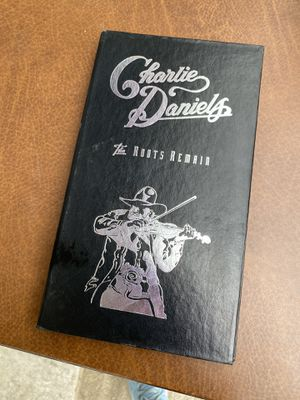 Autographed Charlie Daniels 3-CD box set for Sale in Columbia, TN