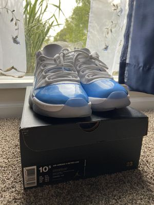 UNC Jordan 11 Low - $200 - og all - VNDS for Sale in Galloway, OH
