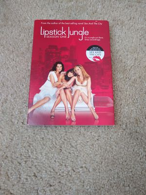 Lipstick Jungle - Season 1 (DVD, 2008, 2-Disc Set). Condition is Like New. for Sale in Garner, NC