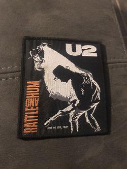 U2 PATCH for Sale in Rialto, CA