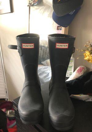 hunter rain boots for Sale in Coronado, CA