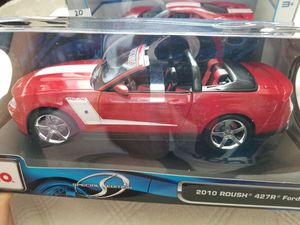 Maisto 1/18 diecast Ford Mustang Roush 427R, Rare brand new, toy car/collectible for Sale in La Costa, CA