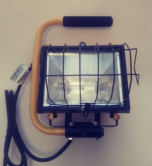 Halogen 500w work light for Sale in Pueblo West, CO