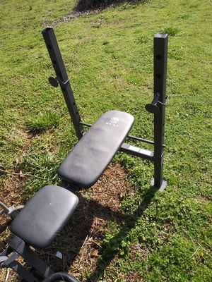 Weight bench for Sale in Laurens, SC