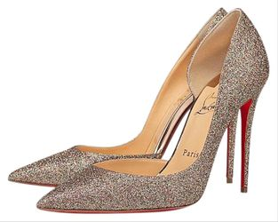 New Never Worn Red Bottom Chistrian louboutin Heels Size 37 for Sale in Alexandria,  VA