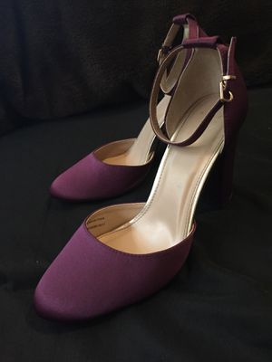 Andeawy Plum High Heels for Sale in Kailua, HI