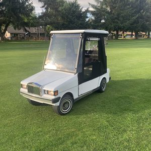 1988 Western Golf Cart 36 Volt Electric EZGO Frame for Sale in Olympia, WA