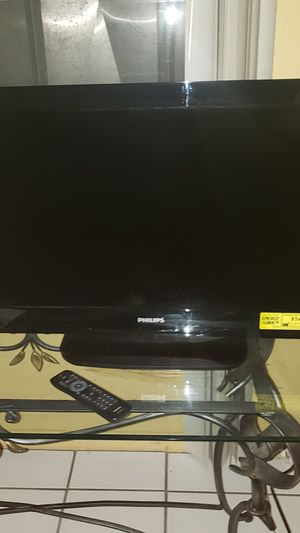 """Philips T.V """"32"""" inch need gone asap for Sale in Delray Beach, FL"""