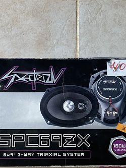 Spectron Speakers for Sale in Woodstock,  GA