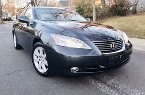 2007 Lexus ES 350 ' Navigation ' Touch Screen ' Drives Excellent ' Like New inside ' Back Up Camera for Sale in Hyattsville, MD